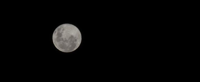 Full Moon Friday 13th